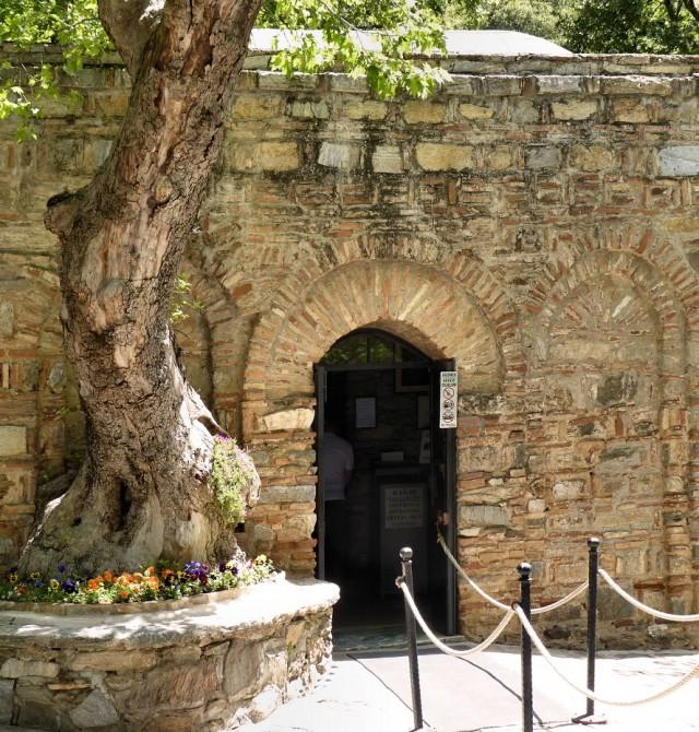 La casa de María en Éfeso