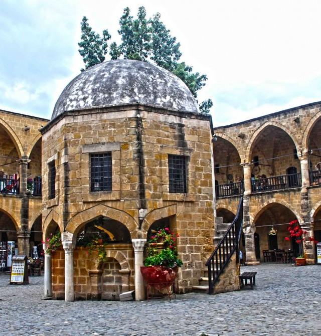 Larnaca en Chipre