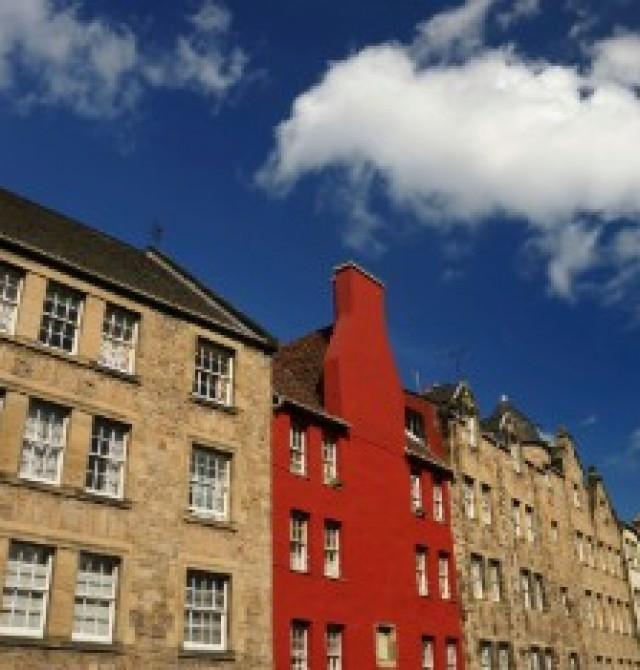 Ciudad de origen - Edimburgo  en Escocia