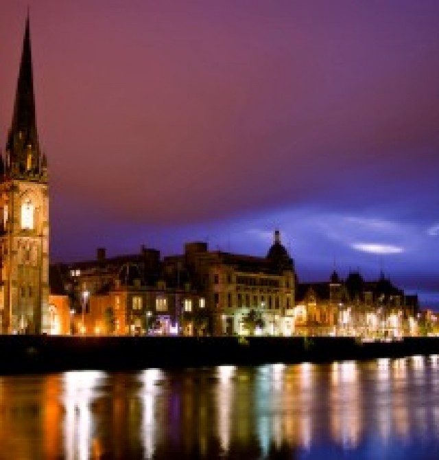 Inverness en Escocia