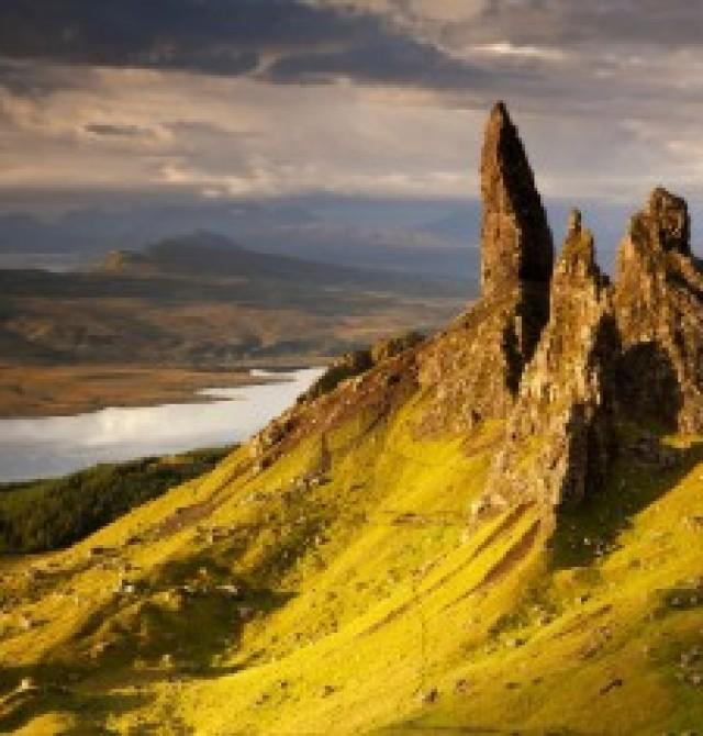 Costa Oeste de Escocia en Escocia