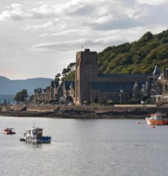 Inveraray en Escocia