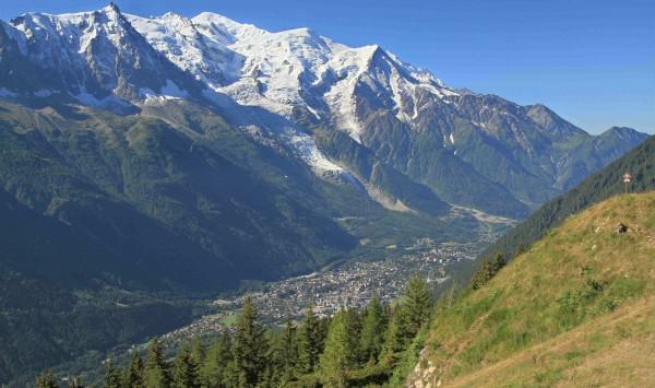 Chamonix. Viaje a El macizo del Mont Blanc con PANGEA The Travel Store