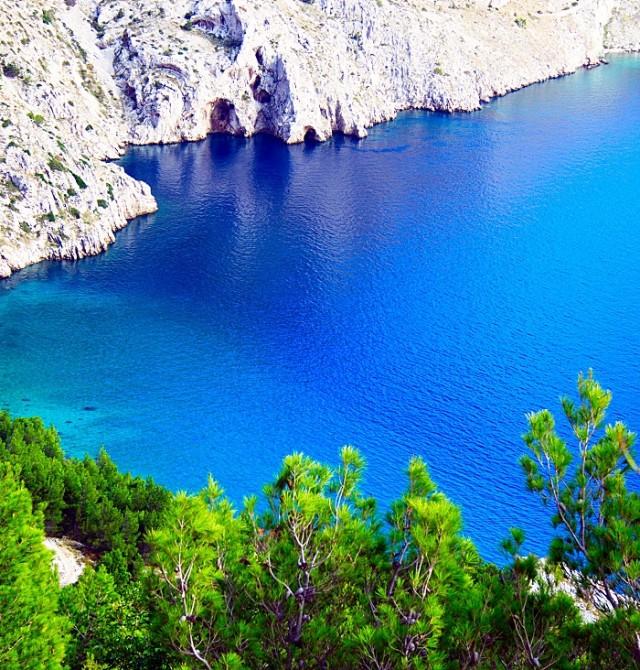 Makarska en Croacia