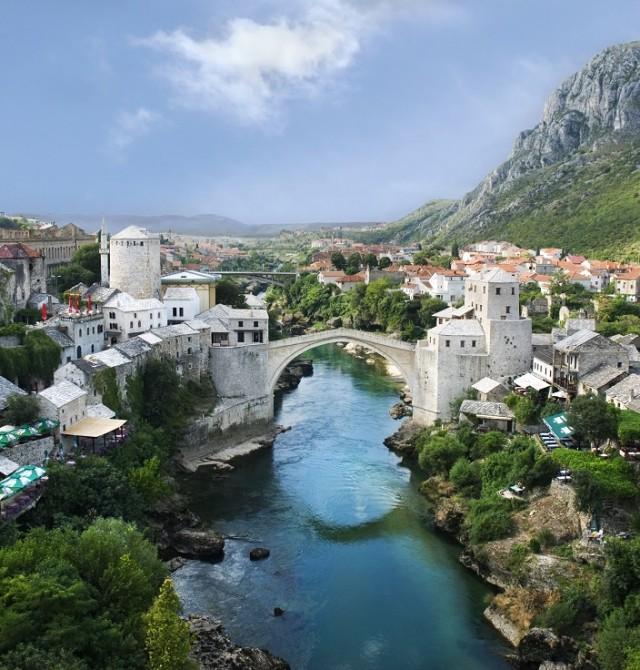 Mostar en Croacia