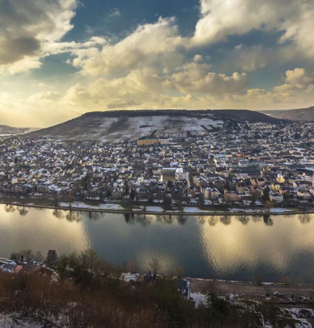 Vista de Bernkastel-Kues