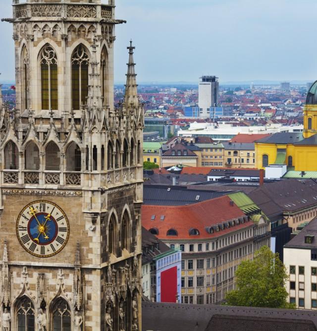 La ciudad maravillosa en Alemania y Austria: Múnich - Linz - Viena - Salzburgo