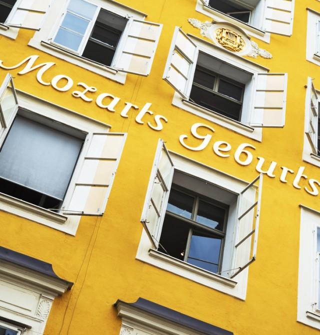 Un tal...Mozart en Alemania y Austria: Múnich - Linz - Viena - Salzburgo