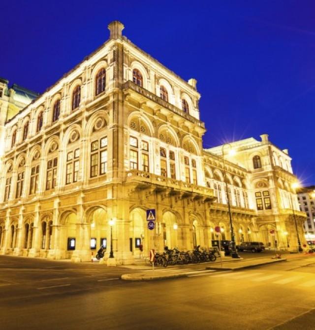 La ciudad imperial: Viena