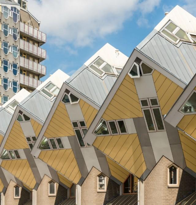 La arquitectura inquieta