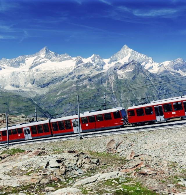 Alma alpina en Suiza