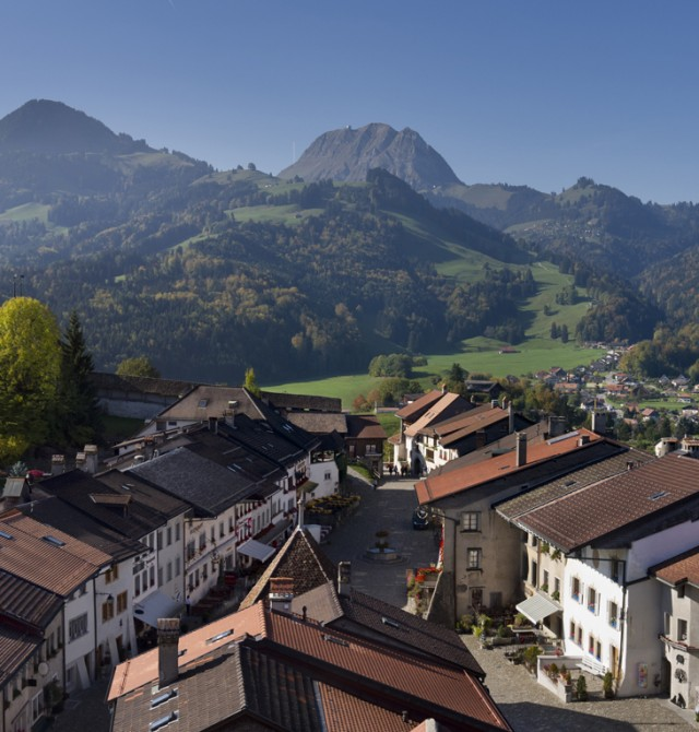 Cuestión de agujeros en Suiza
