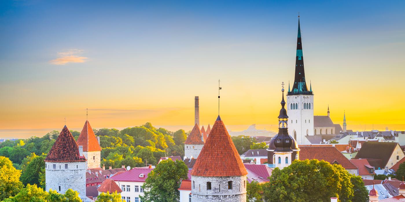Tallín, Estonia. Viaje a Lituania, Letonia y Estonia con PANGEA The Travel Store