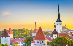 Tallín, Estonia en Lituania, Letonia y Estonia