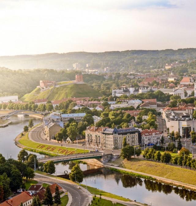 Circuito por los países bálticos en Lituania, Letonia y Estonia