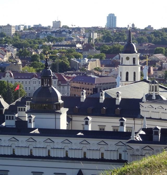 Vilna en Estonia, Letonia y Lituania
