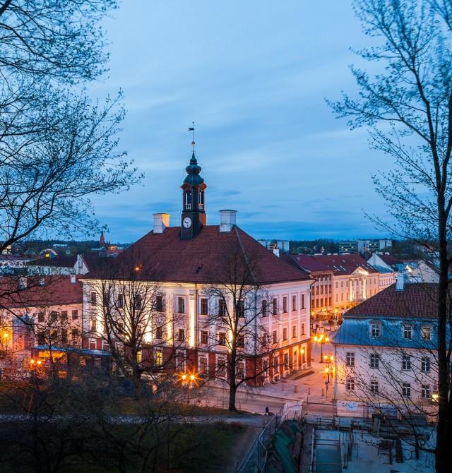 Tartu en Estonia, Letonia y Lituania