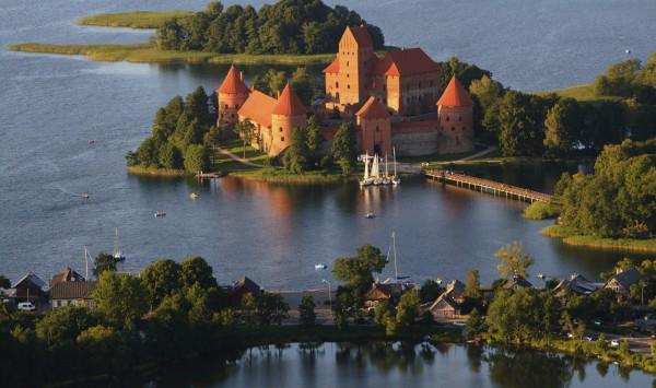 Trakai. Viaje a Países Bálticos con PANGEA The Travel Store