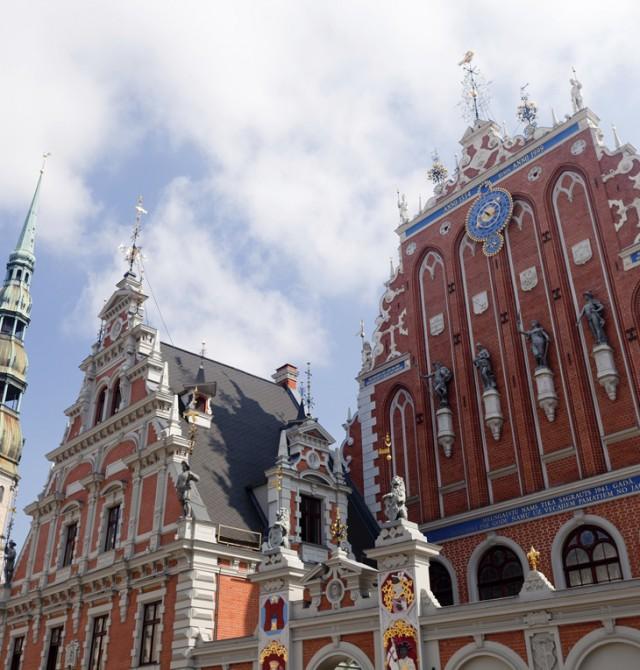 Riga en Países Bálticos