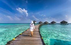 en Tailandia y Maldivas