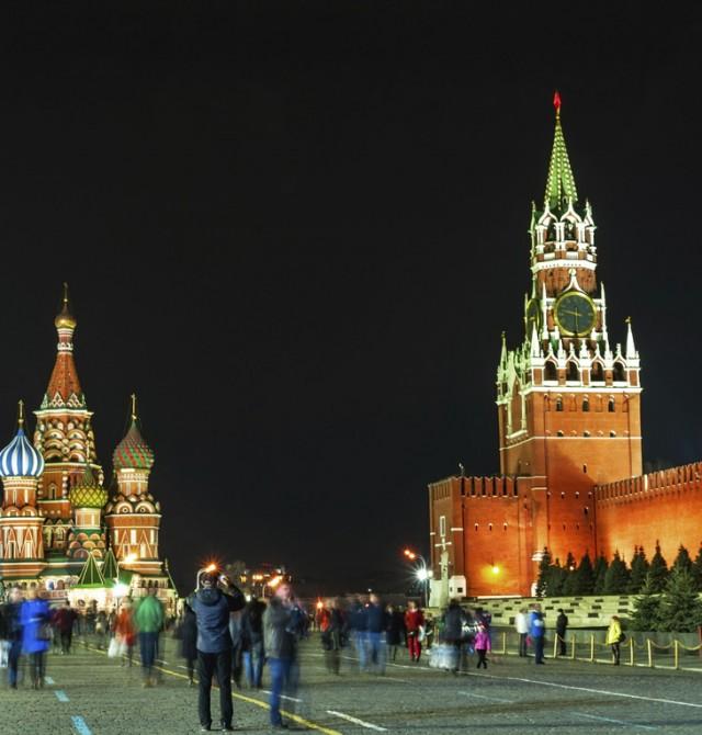 Las noches de Moscú