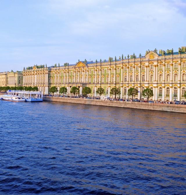 San Petersburgo - Ciudad de origen