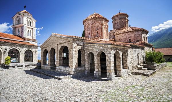 Monasterio de San Naum. Viaje a Albania y Macedonia con PANGEA The Travel Store