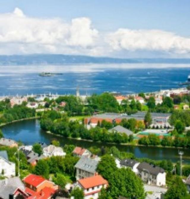 En transito - Trondheim