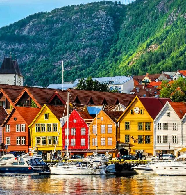 Viaje a los fiordos noruegos en Noruega