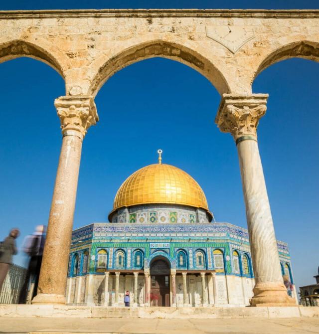 en Israel y Autoridad Palestina