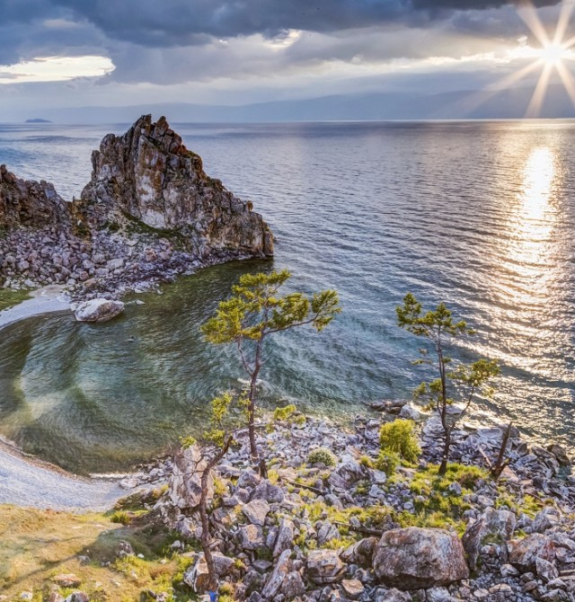 Insondable Baikal en Rusia - Mongolia - China