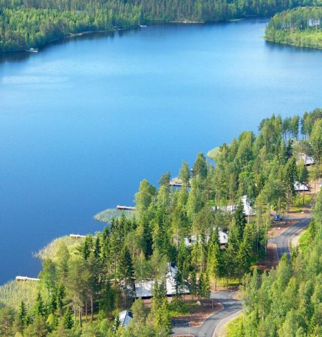 Anttolanhovi (área de Saimaa)  en Finlandia