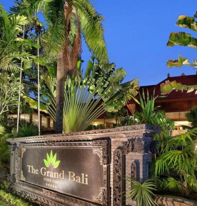 Hotel The Grand Bali Nusa Dua