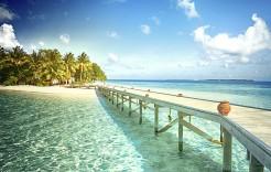 en Maldivas