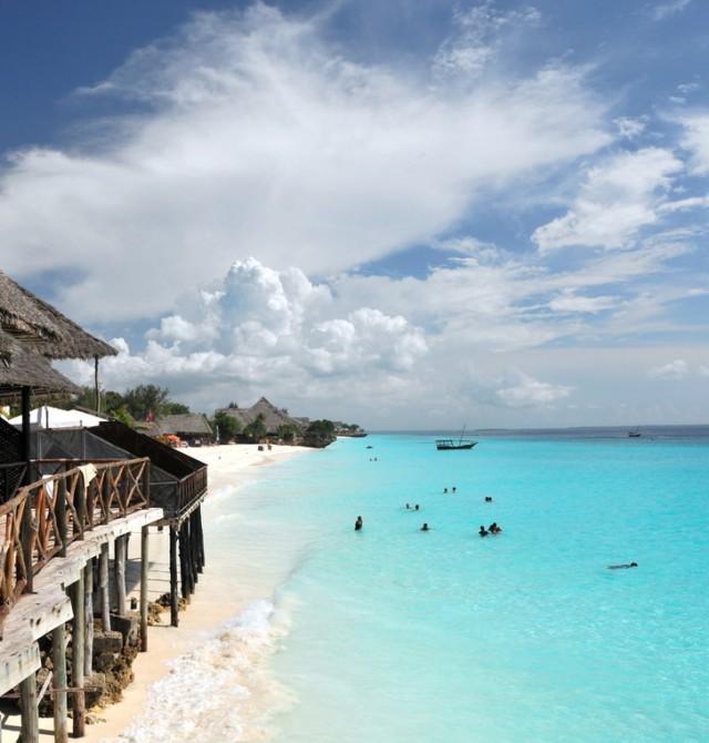 Impresionantes playas