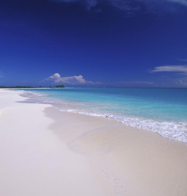 Kilómetros de playa en Cabo Verde