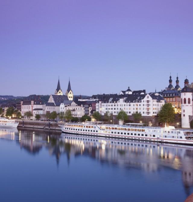 Crucero por el río Rin