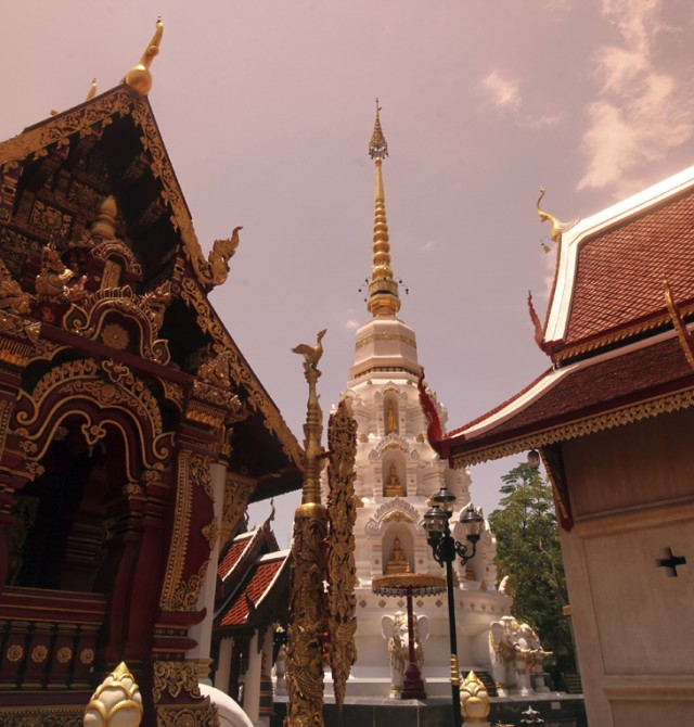 Chiang Rai en Tailandia