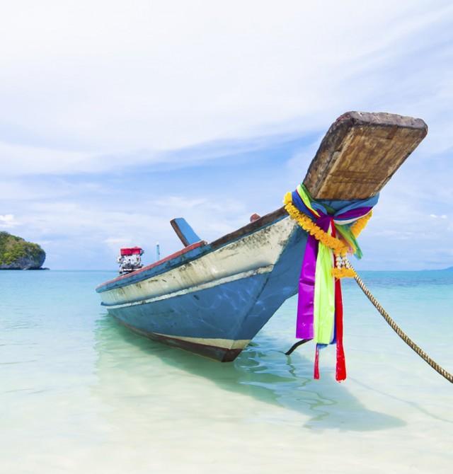 Playas de Tailandia en Tailandia