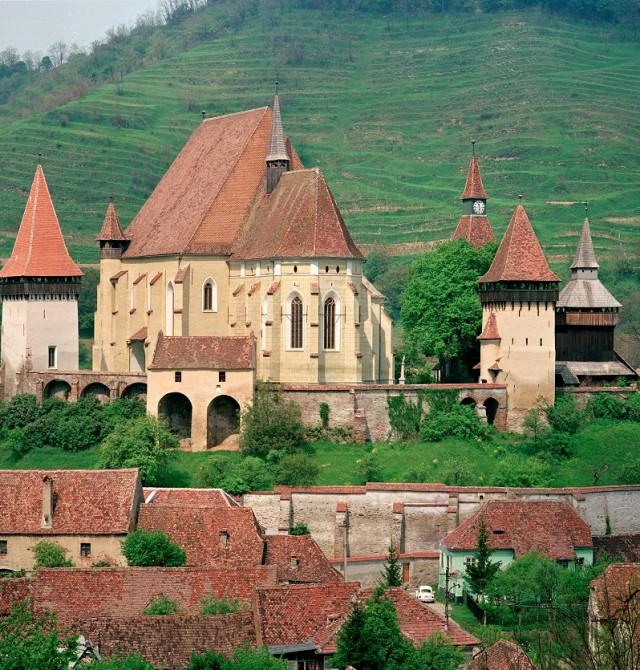 en Rumanía