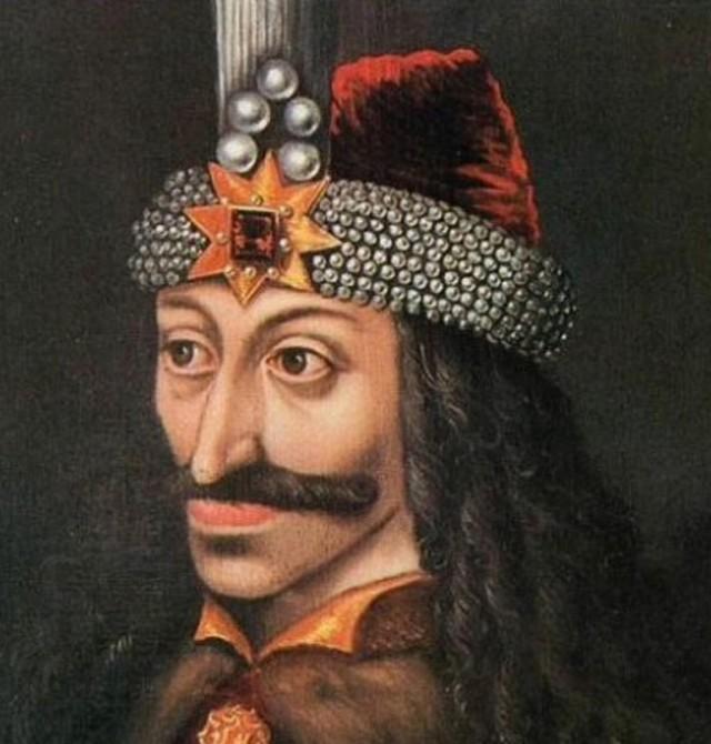 Vlad Tepes en Rumanía