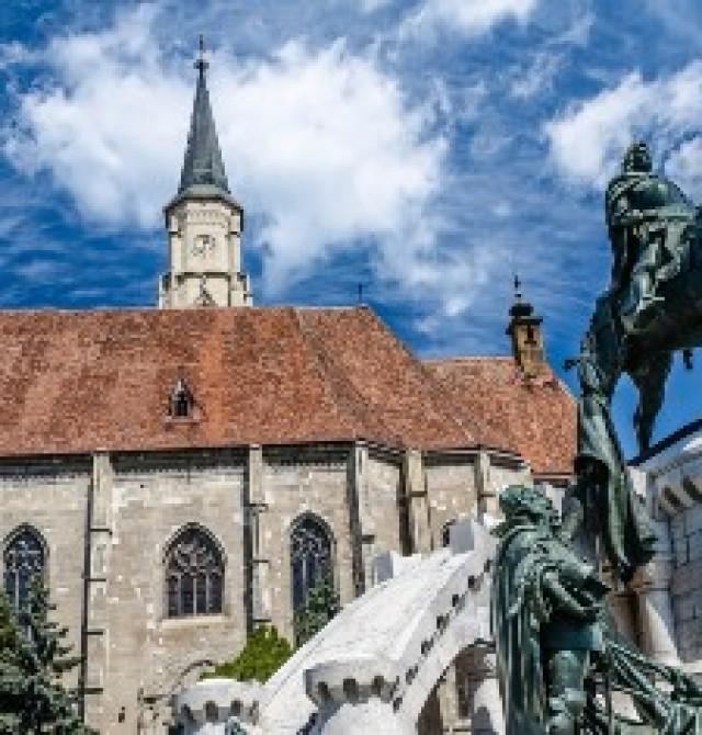 Cluj Napoca en Rumanía