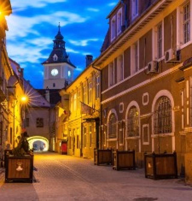 Brasov en Rumanía