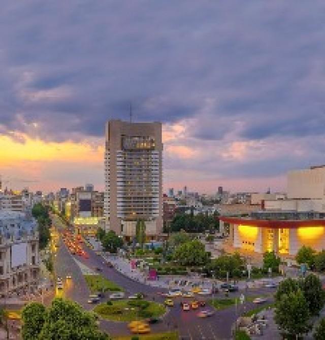 Bucarest - Ciudad de origen en Rumanía