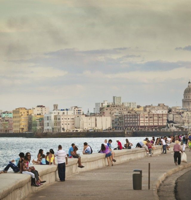 La Habana - España  en Cuba