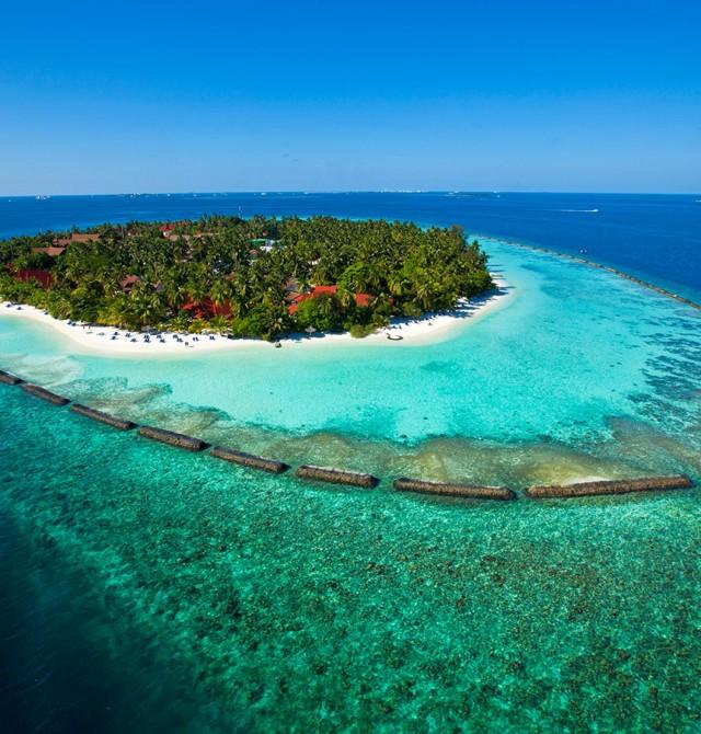 Maldivas  en Sri Lanka y Maldivas