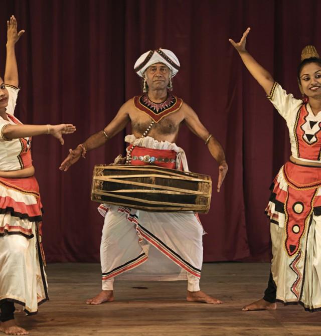 Negombo en Sri Lanka y Maldivas