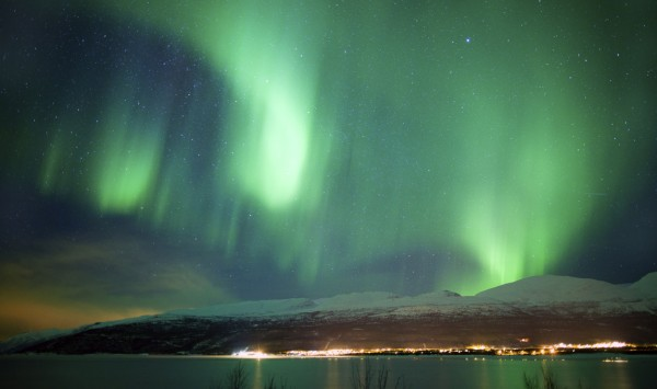Aurora boreal verde. Viaje a Noruega con PANGEA The Travel Store
