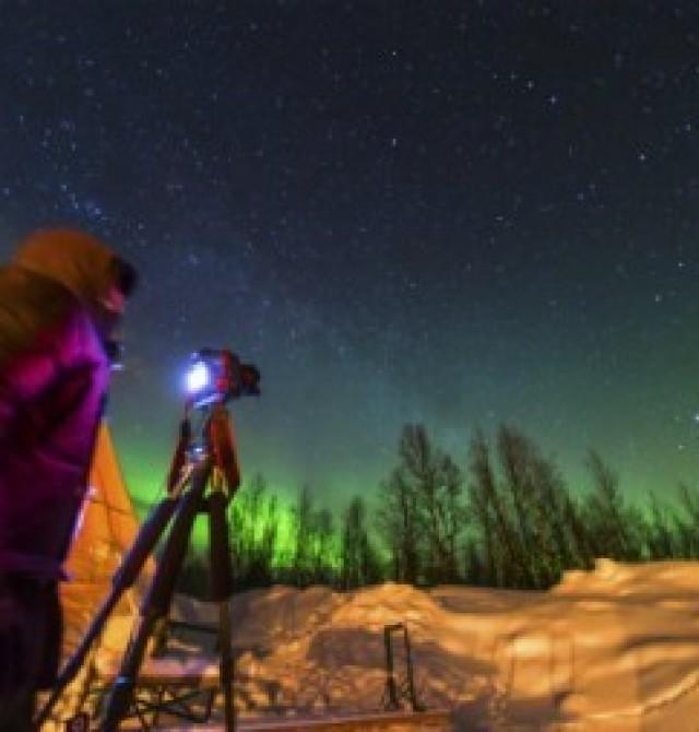 Tromso en Noruega