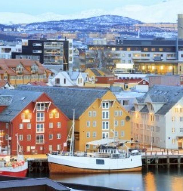 Tromsø - Ciudad de origen en Noruega